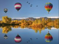Hot Air Reflections