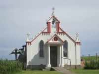 Italian Church, Scapa Flow, Orkney Isles