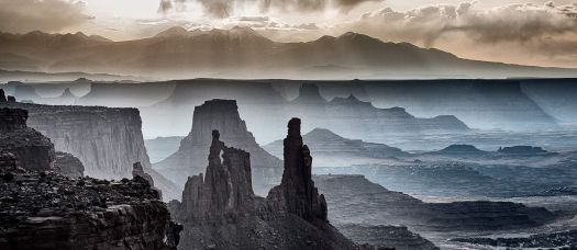 Meander Canyon at Sunrise