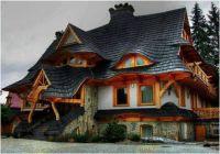 Fantasy house.