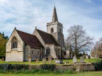 Coton Church, Cambridgeshire, UK
