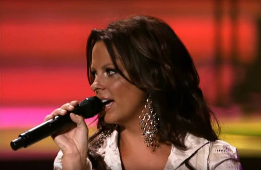 Sara Evans ~ Real Fine Place To Start