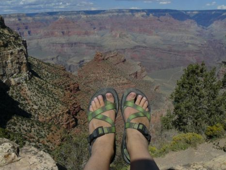 Grand ( Chacos ) Canyon :)