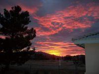 Pahrump Nevada Sunset