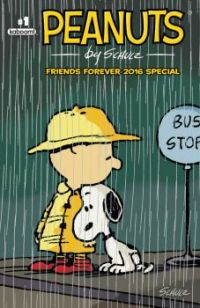 Peanuts Friends Forever, small