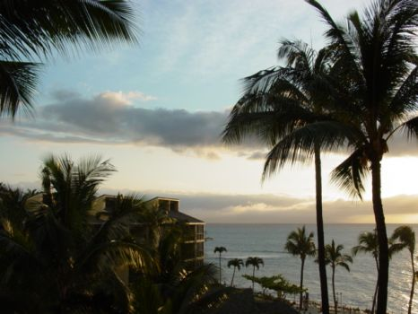 End of the Day - Maui, Hi