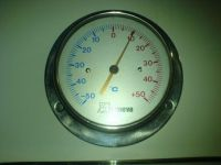 A cool or freeze thermometer