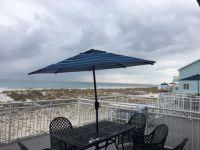 Pensacola Beach on a November Day