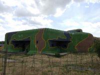 Pěchotní srub MJ - S 3 - Zahrada