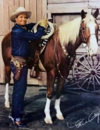 THEME: Horses   Gene Autry and Champion, the Wonder Horse