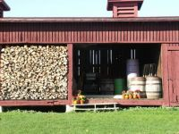 New England Woodshed