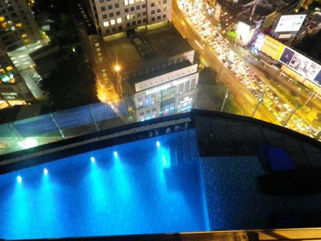 Hotel Pool, Bangkok
