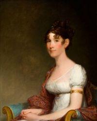 1809 Mrs. Harrison Gray Otis (Sally Foster) by Gilbert Stuart