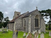 Felthorpe Church, different view