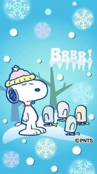BRRR! (especially in the northeast)!