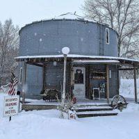 Grain Bin Lodge & Retreat