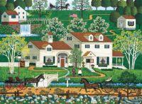 Gingernut Valley - Charles Wysocki