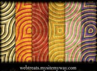 Retro Grunge Wallpaper Patterns