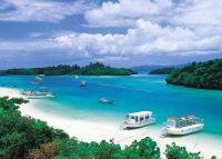 Ishigaki island in Okinawa, Japan