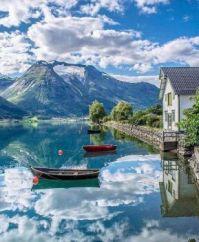 Hjelle, Norway.