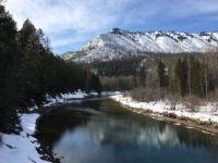 McDonald Creek, Apgar, Glacier National Park