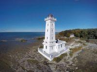 Point Abino Lighthouse, Ontario Canada