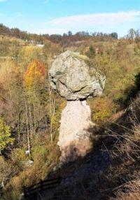 #1 stone mushroom, Piana Crixia, Savona, Italy