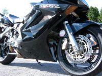 vfr black Honda