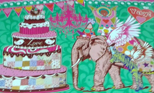 Nelly the Elephant's Birthday Party!!