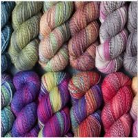 Variegated yarns