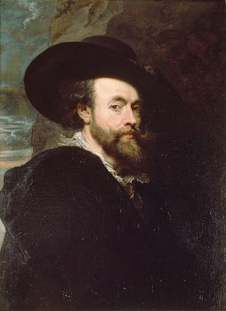 Peter Paul Rubens - Self portrait