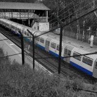 Ruislip Underground Station