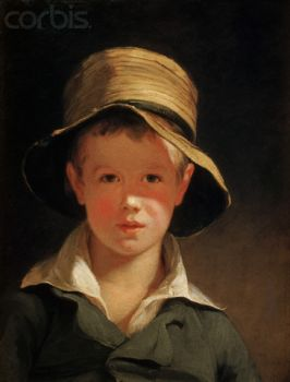 Torn Hat by Thomas Sully
