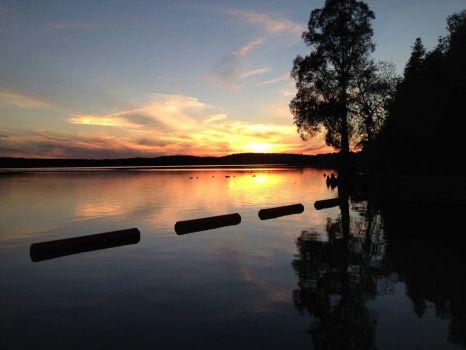 Ontario Sunset