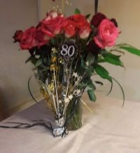 Today was my 80th Birthday July 18th 1941