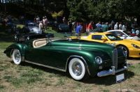 Art Deco Maverick Sportster 1952, With Fiberglass Body,