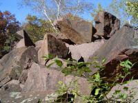 Granite (refuse)