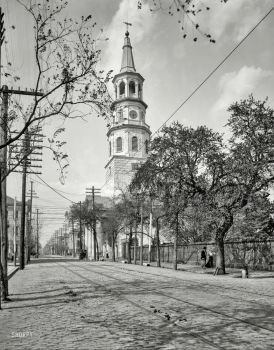 A Church in Charleston – 1900