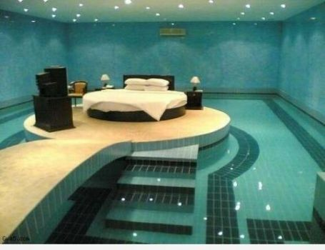 Water Bedroom!