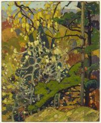 Autumn Splendor franklin carmichael