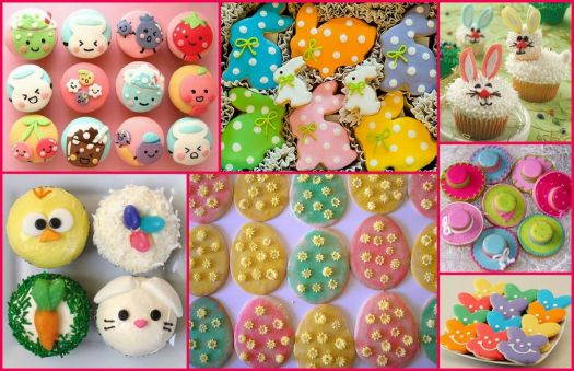 Pretty Easter Goodies - larger