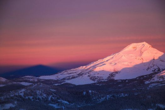 South Sister, Three Sisters Wilderness, Oregon, USA