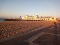 South Parade Pier at Sunrise