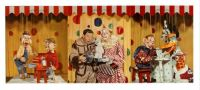 "Hake's - ""IT'S HOWDY DOODY COLOR TV TIME"" PICTURE SET-1"