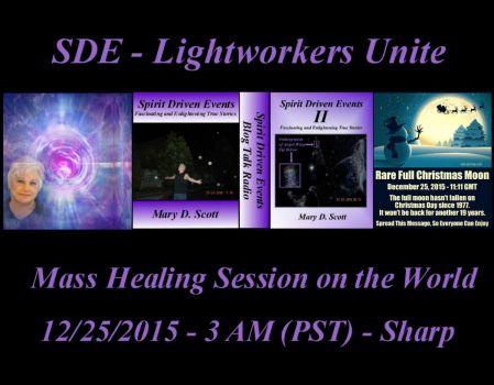 Mass Healing on the World