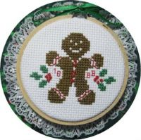 Gingerbread Man #8524