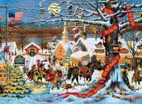 Christmas - Charles Wysocki