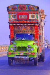 a fancy truck