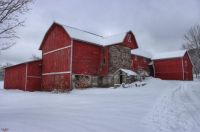 Kucko Barn #182 Town of Italy