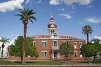 Old Pinal County Courthouse, Florence, Arizona